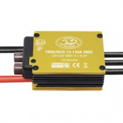 Scorpion Tribunus 12-130A ESC SBEC speed controller for Airplanes and helicopters