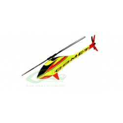 KIT MINI COMET YELLOW / RED