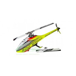 KIT GOBLIN 500 SPORT YELLOW