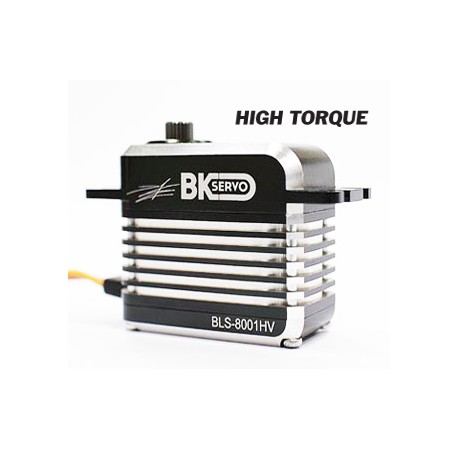BK BLS8001 HV High Torque Brushless Servo