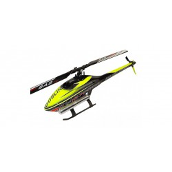 KIT GOBLIN BLACK NITRO 650 YELLOW/CARBON - (WITH THUNDERBOLT MAIN AND TAIL BLADES)