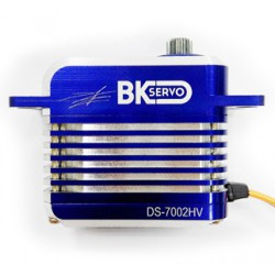 BK Servo DS-7002HV Full Size Coreless Cyclique