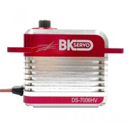 BK Servo DS-7006HV Full Size Coreless Tail