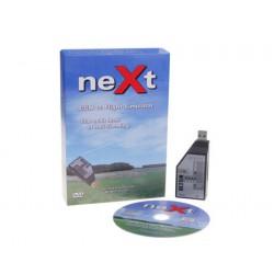 neXt CGM Simulateur + RX2SIM combo