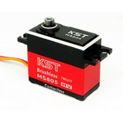 KST MS805 ANTI-COUPLE HV BRUSHLESS
