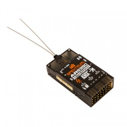 SPEKTRUM AR9350 9 Channel AS3X RX with integrated telemetry