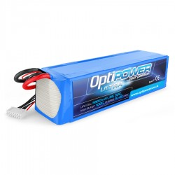 OPTIPOWER 6S 5800mAh 50C ULTRA Lipo