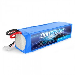 OPTIPOWER 6S 1400mAh 50C ULTRA Lipo