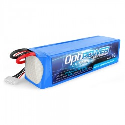 OPTIPOWER 6S 2700mAh 50C ULTRA Lipo