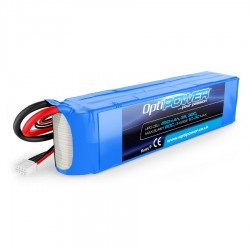 OPTIPOWER 3S 450mAh 30C Lipo