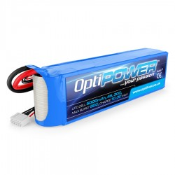 OPTIPOWER 4S 5000mAh 30C Lipo
