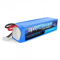 OPTIPOWER 6S 1300mAh 30C Lipo