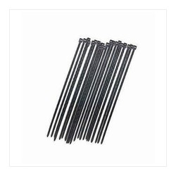 Tie 2.5 x 142 mm  100 pcs BLACK