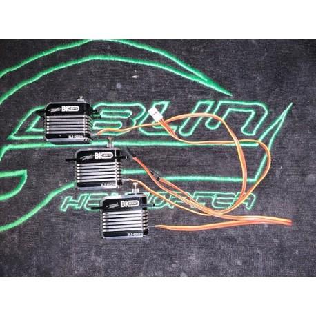 OCCASION - 3 X BK BLS-8002 HV High Speed Brushless
