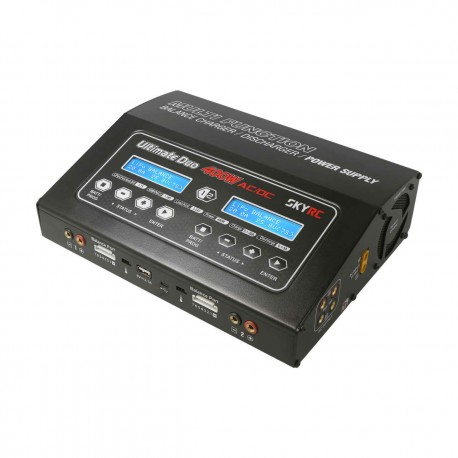 SkyRC D400 400Watt 20Amp Output AC/DC Charger