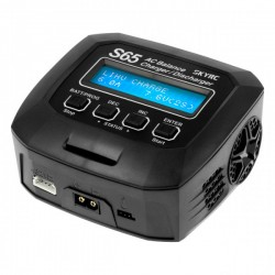 S65 single AC charger (lipo 2-4S up to 6A- 65w)